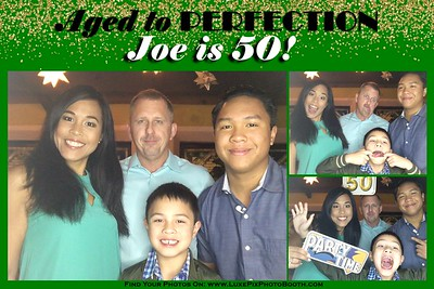 2018.01.12 Aged to Perfection! Joe's 50!