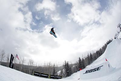 Snowboarding 2017-18