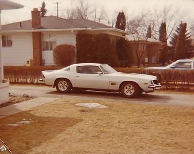 1977 Chevy Z28