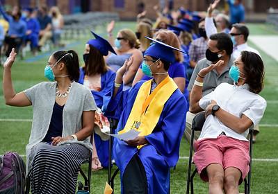 Photos: Broomfield High School 2020 Graduation Ceremony
