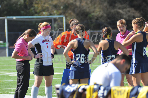 Washington & Jefferson VS Ithica College Field Hockey 2011