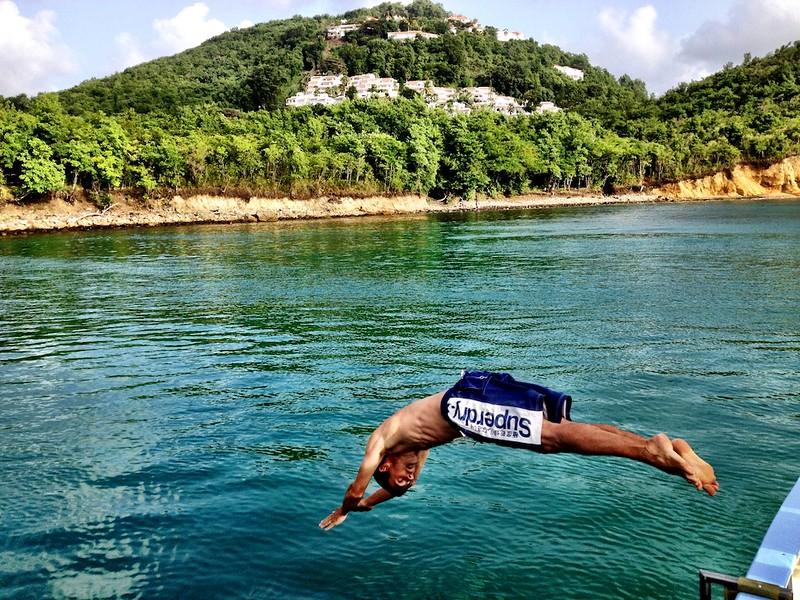 Ben takes a dive.jpg