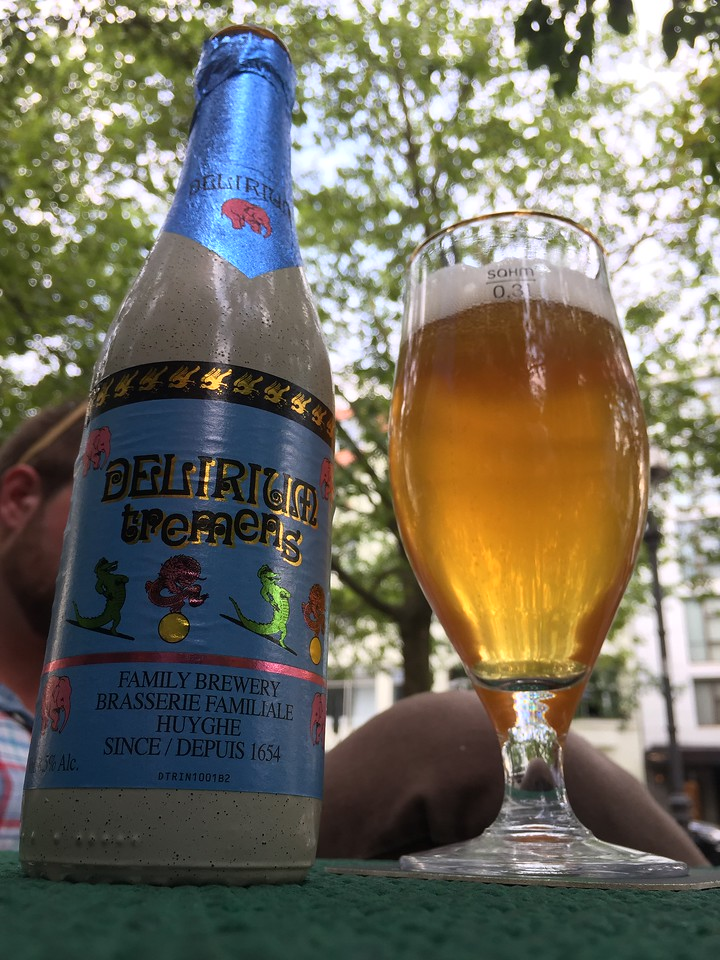 Delirium Tremens - Pink Elephant Belgian Bier - With Adam L - Our Man In NZ