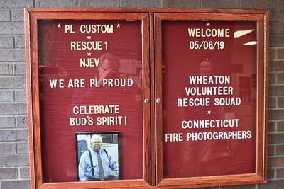 Tour - CFPA Tour of PL Custom/Rescue 1 Factory, Manasquan, NJ - 5/4/19