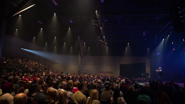 Sunday Services - January 10, 2015