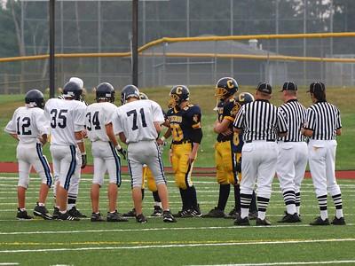 9-22-05 Livonia Stevenson Freshmen v. Walled Lake Central