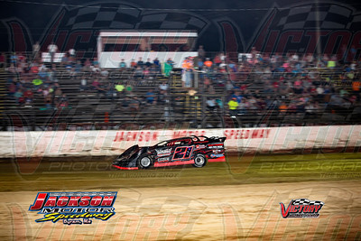 MSCCS Super Late Model and Factory Stock Summer Sizzler 40 - June 2018