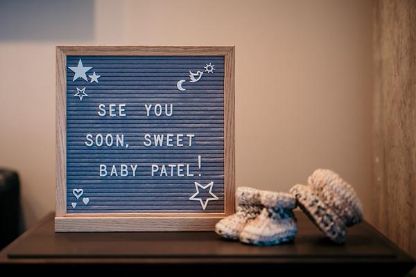 Expecting Sweet Baby Patel