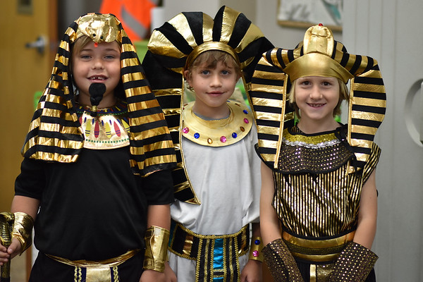 Egyptian Day and Roman Day