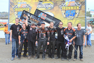 World of Outlaw Sprint Car Series - 10/13/12