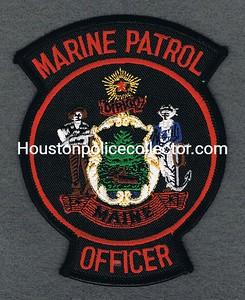 Maine Marine Patrol
