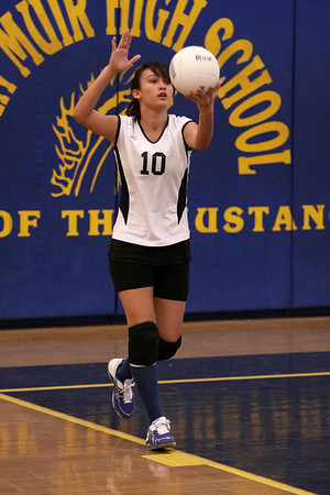 Volleyball (Fall 2009)