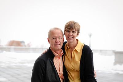 Bob and Cindy