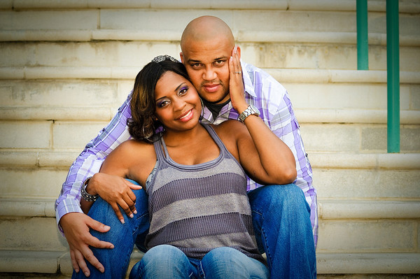 Tonecia & Bryant's Engagement Pictures
