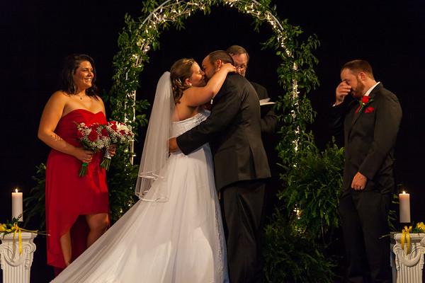 Sampson/Harrell Wedding