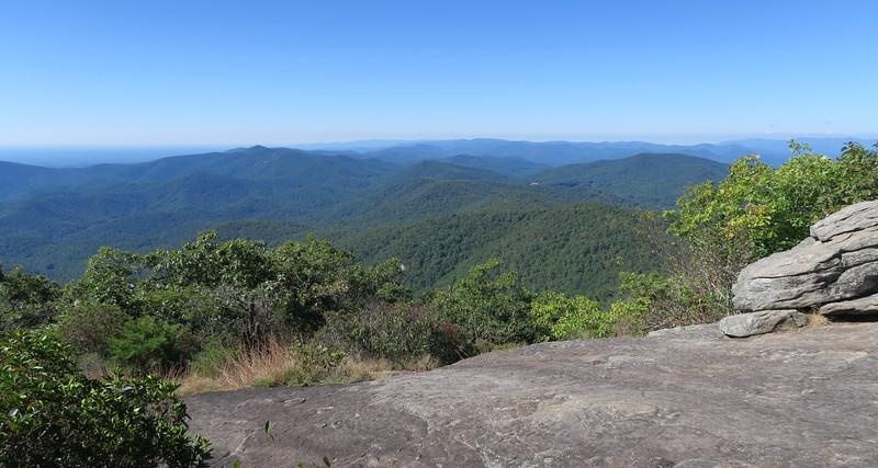 Blood Mountain  (6.3 miles; d=9.50)
