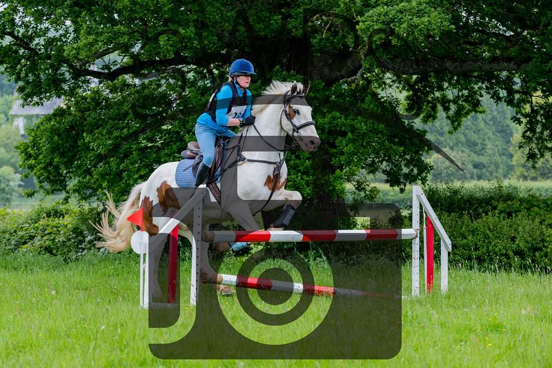 Cockington Riding Club Fun Jump Cross Class 6 - 2ft 9