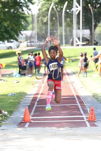 2017 AAU DistQual: Long Jump