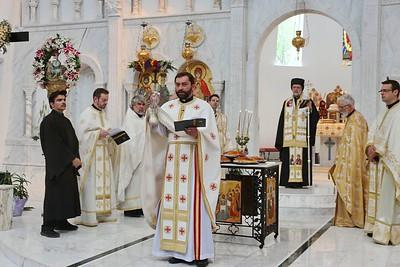 Sts. Constantine & Helen Liturgy 2014