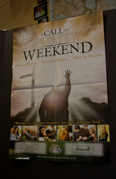 A Call to Purity Weekend at Gracepoint Gospel Fellowship 1.08.11