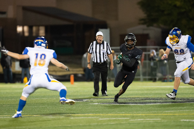 Tigard HS Varsity Football Vs Aloha HS