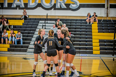 190829 GHS JV WOMEN'S VOLLEYBALL (Dougherty Valley)