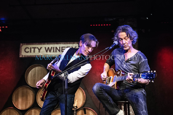 Billy Squier & G.E. Smith @ City Winery (Tue 1/9/18)