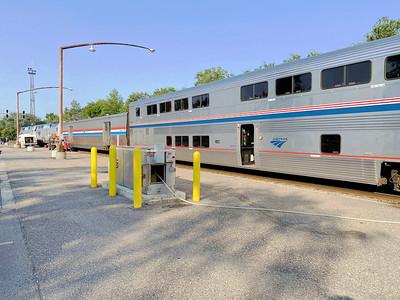 2021 Rail Trips