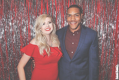 12-15-18 Peachtree City Conference Center Photo Booth - SRP Minnecorp/Atlanta Clips Award Banquet - Robot Booth