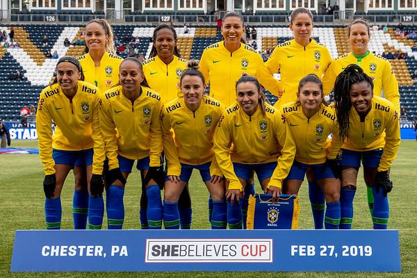 2/27/19 - Brazil vs. England