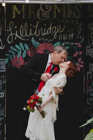 Heather & Scott's Wedding