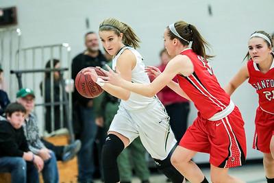 2016 Oxford Hills vs. Sanford Girls Basketball