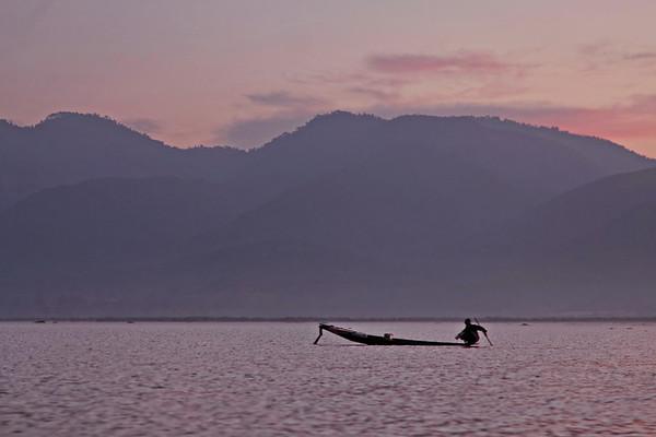 Paysages birmans
