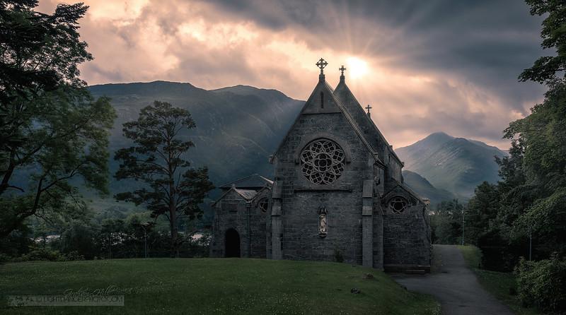 Saint Mary & Saint Finnan Catholic Church