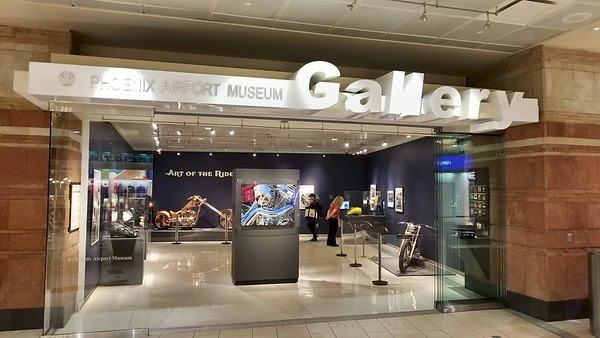 Sky Harbor Motorcycle Gallery