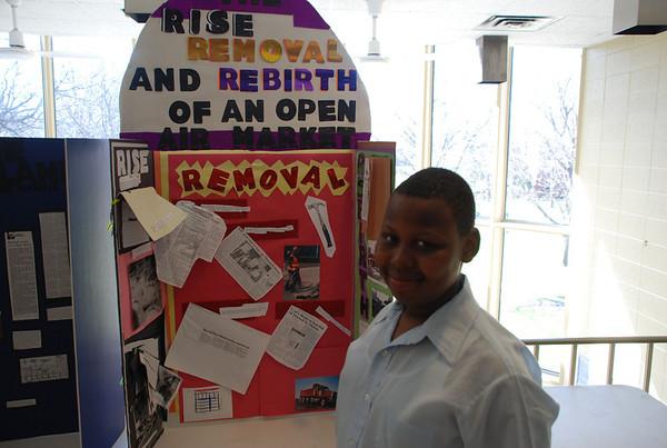 2012 6th Grade History Fair