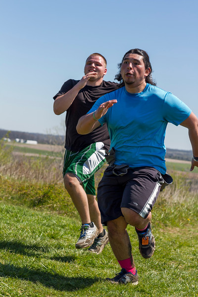 ORRRC Twin Creek 10k - April 16, 2016