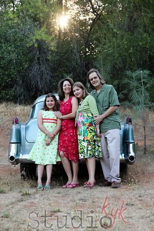 Tapken Family 2012