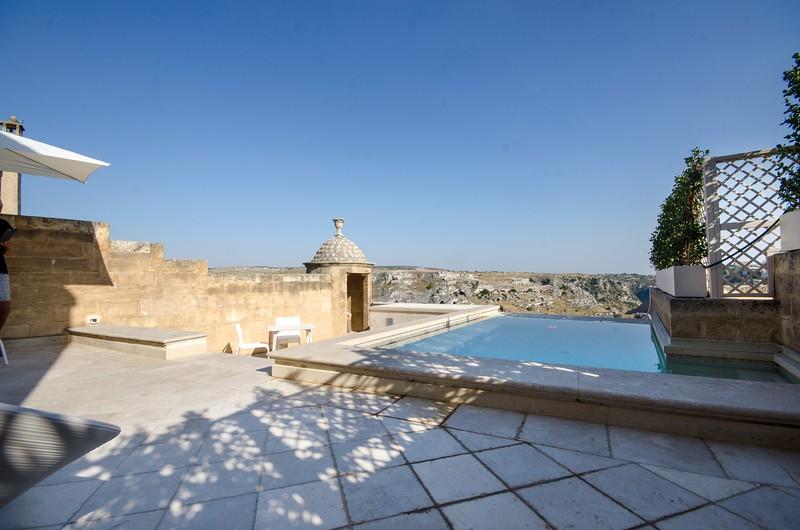 Verandah at Matera