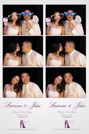 Laurena and John's Wedding