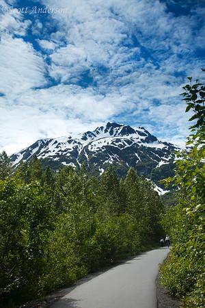 Seward and Exit Glacier