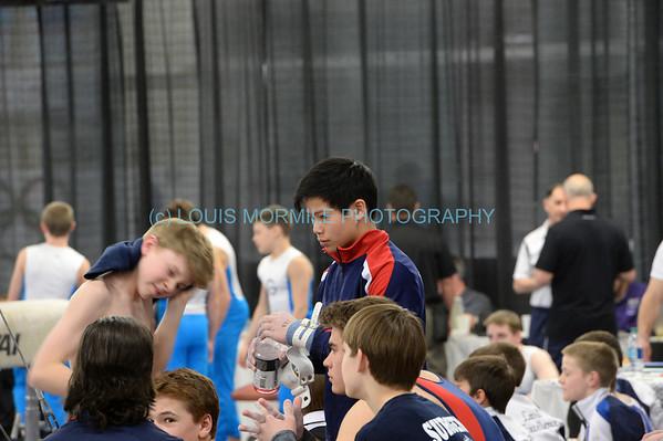 Surgent's Elite Gymnastics @ Brian Babcock Invitational - Jan.31,2014 - Allentown,PA
