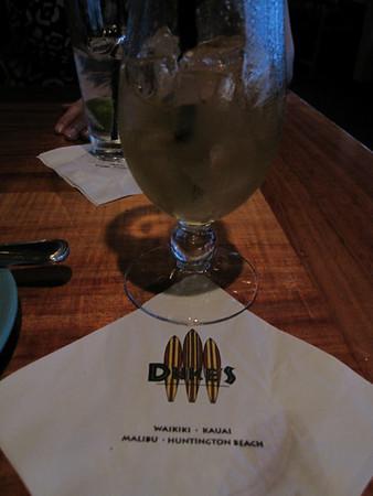 Los Angeles - Dinner & Drinks - Sept 2009