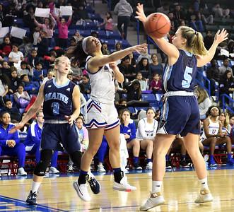 women's basketball, UMass Lowel vs Maine - 1/15/2020