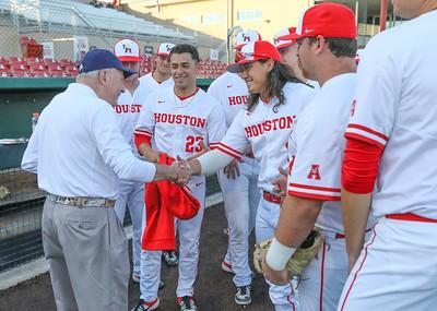 UH Baseball vs SHSU 2019