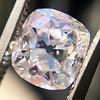 2.03ct Antique Cushion Cut Diamond GIA G SI1 16