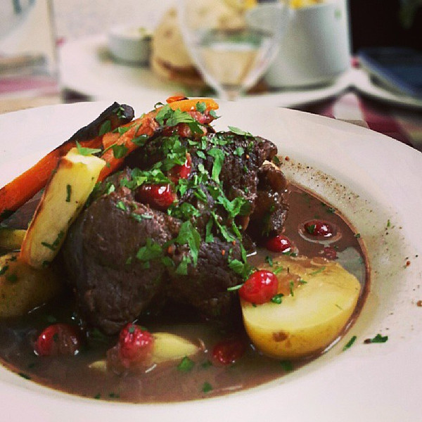 Final_lunch_recommendation_in_Dublin_from__Oxmantown_is_The_French_Bistro_L_Gueleton._Plat_du_Jour_was_Braised_Wicklow_venison_with_juniper__port__cranberries_and_parsley_potatoes._Not_bad..jpg