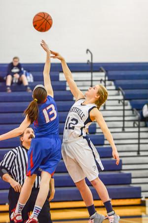 SC JV Girls Basketball Vs Marysville Vikings