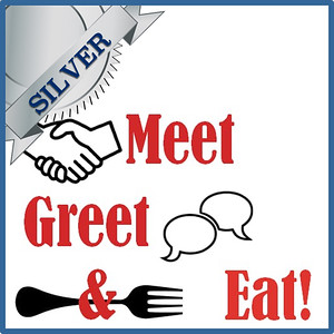 97153 Meet greet and eat silver