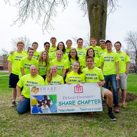 SHARE DeSales Chapter